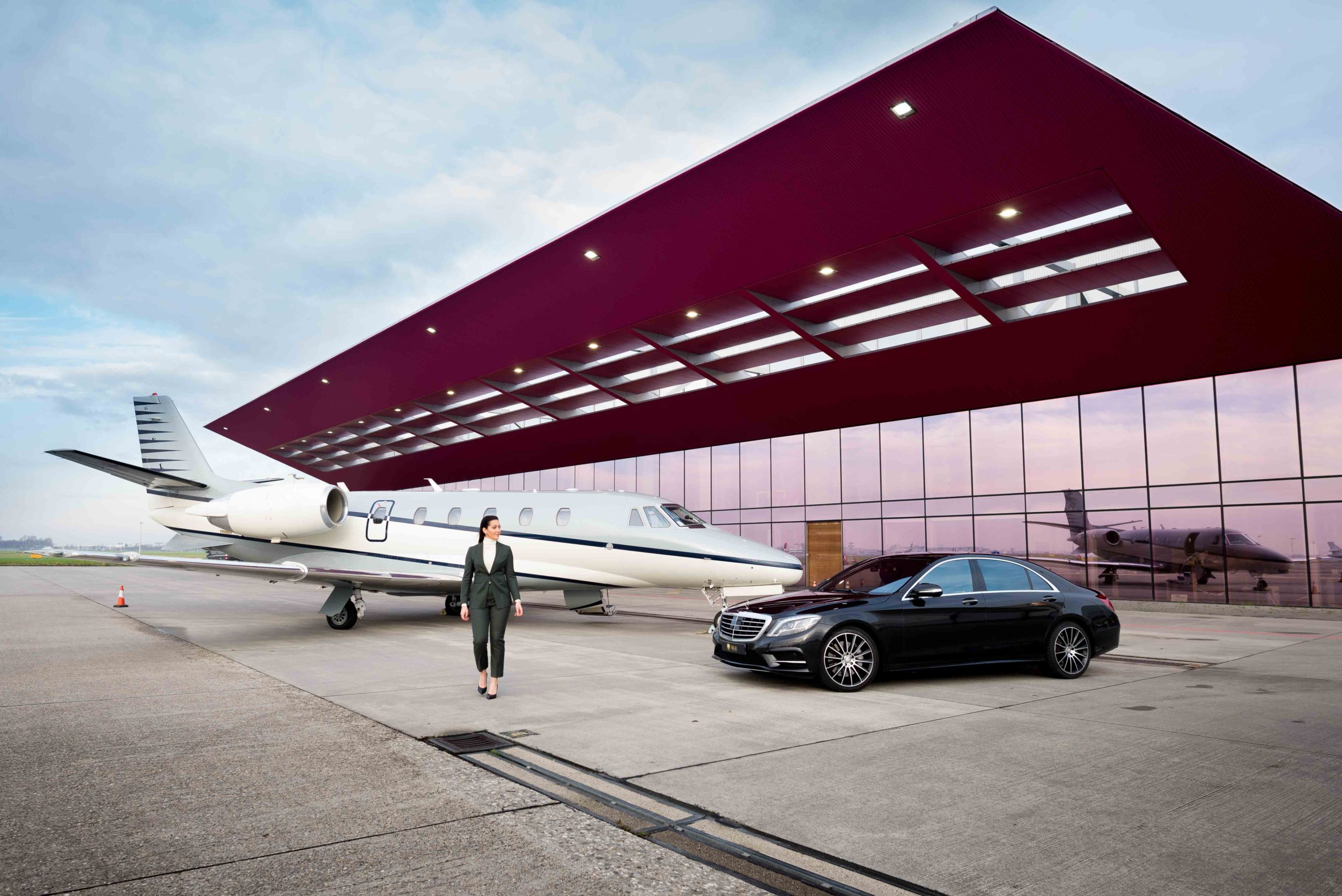 Luxury Airport Services_PrivateJet Services