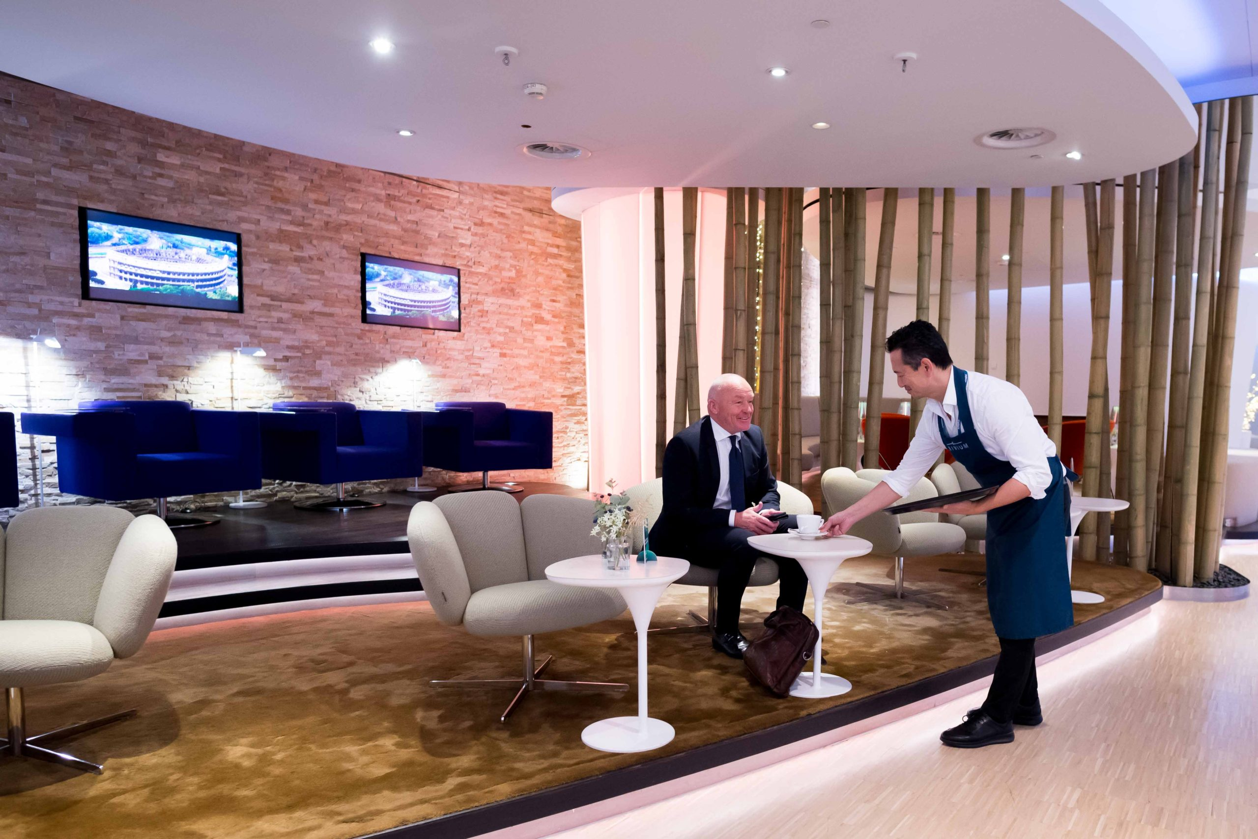 Luxury Airport Services_Business_Lounge